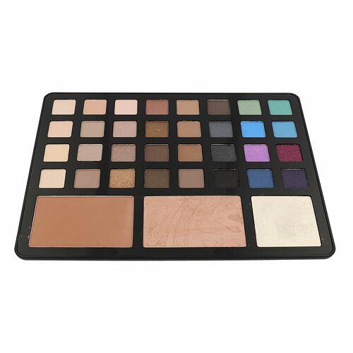 Makeup Revolution London Katie Price dekorativní kazeta 42 g oční stín + bronzer + rozjasňovač + stín na obočí pro ženy