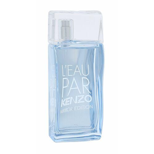 Kenzo L´Eau Par Kenzo Pour Homme Mirror Edition EDT 50 ml Poškozená krabička pro muže