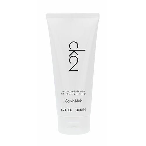Calvin Klein CK2 tělové mléko 200 ml Unisex