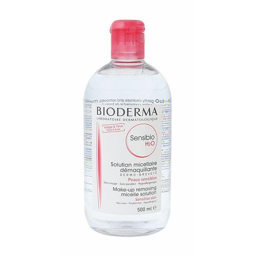 BIODERMA Sensibio micelární voda 500 ml pro ženy