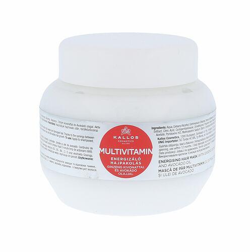 Kallos Cosmetics Multivitamin maska na vlasy 275 ml pro ženy
