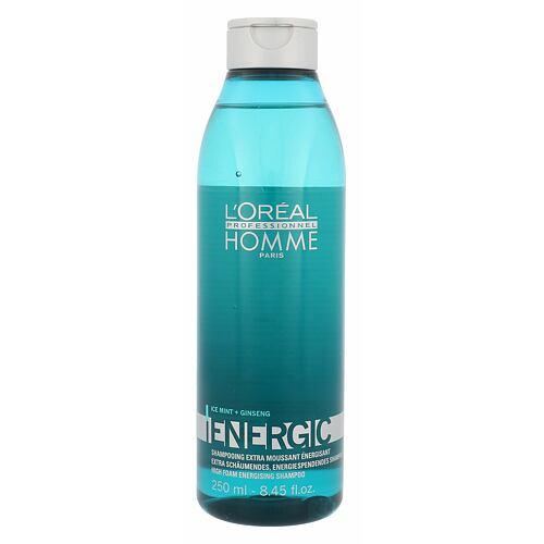 L´Oréal Professionnel Homme Energic šampon 250 ml pro muže
