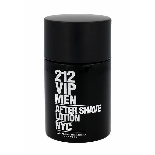 Carolina Herrera 212 VIP Men voda po holení 100 ml pro muže