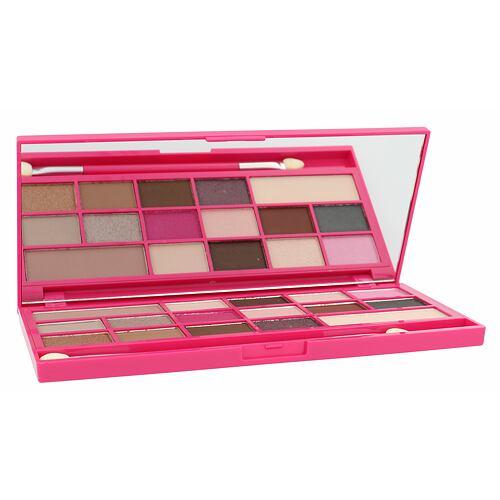 Makeup Revolution London I Heart Makeup Chocolate Love Palette oční stín 22 g pro ženy