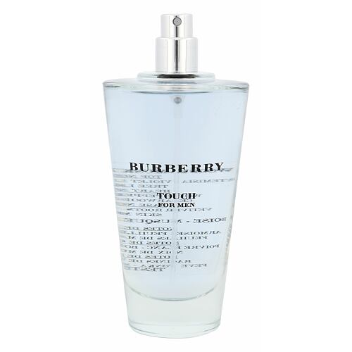 Burberry Touch For Men EDT 100 ml Tester pro muže