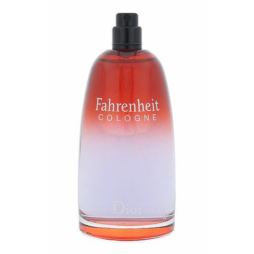 Christian Dior Fahrenheit Cologne EDC 125 ml Tester pro muže