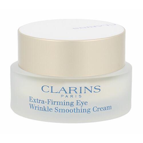 Clarins Extra Firming Wrinkle Smoothing Cream oční krém 15 ml pro ženy