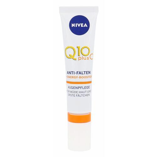 Nivea Q10 Plus C oční krém 15 ml pro ženy