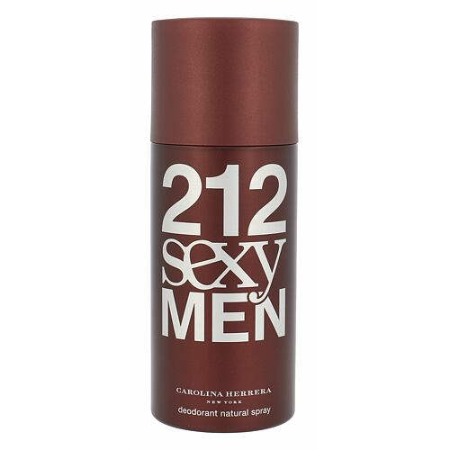Carolina Herrera 212 Sexy Men deodorant 150 ml pro muže