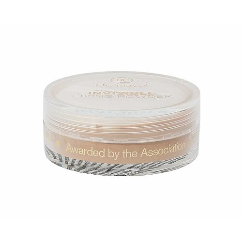 Dermacol Invisible Fixing Powder pudr 13 g pro ženy