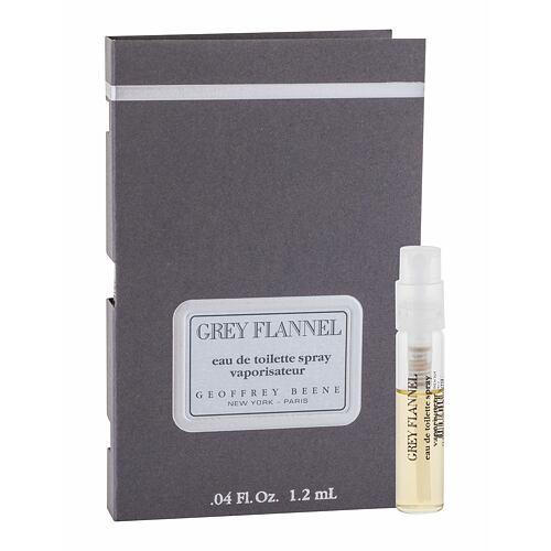 Geoffrey Beene Grey Flannel EDT 1,2 ml pro muže