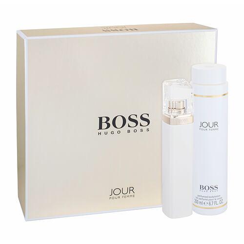 HUGO BOSS Jour Pour Femme EDP EDP 75 ml + tělové mléko 200 ml pro ženy