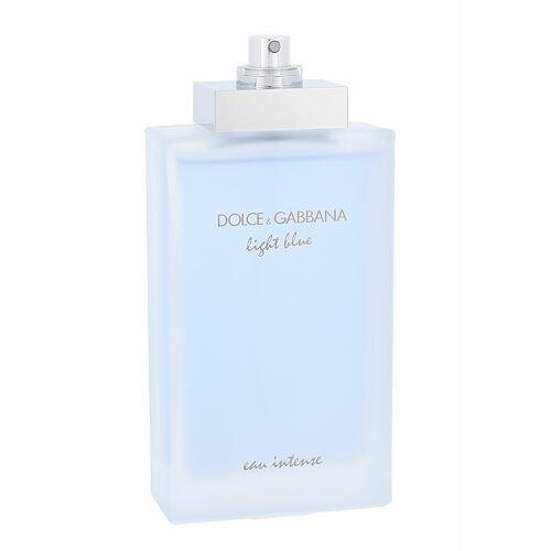 Dolce&Gabbana Light Blue Eau Intense EDP 100 ml Tester pro ženy