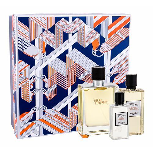 Hermes Terre D´Hermes EDT EDT 100 ml + sprchový gel 80 ml + voda po holení 40 ml pro muže