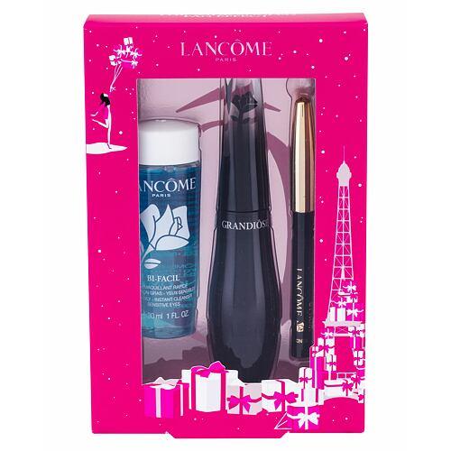 Lancome Grandiose řasenka řasenka 10 ml + tužka na oči Le Crayon Khol 0,7 g 01 Noir + odličovací přípravek na oči Bi-Facil 30 ml pro ženy