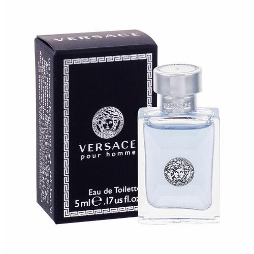 Versace Pour Homme EDT 5 ml pro muže