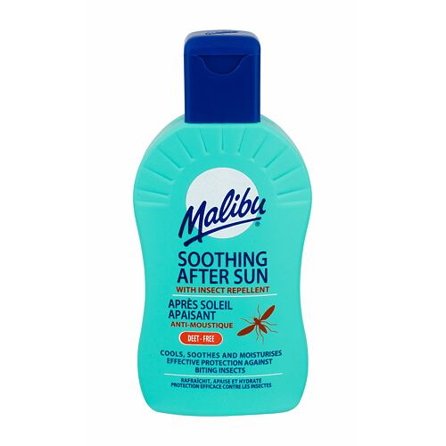 Malibu After Sun Insect Repellent přípravek po opalování 200 ml Unisex