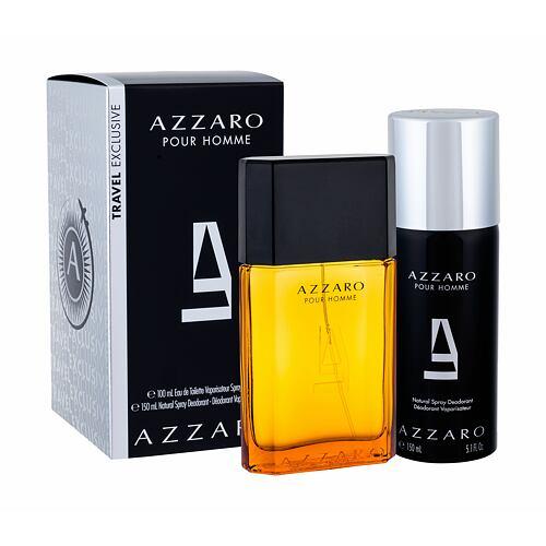 Azzaro Azzaro Pour Homme EDT EDT 100 ml + deodorant 150 ml pro muže