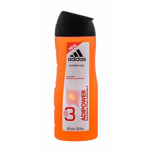 Adidas AdiPower sprchový gel 400 ml pro muže