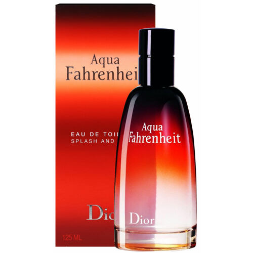 Christian Dior Aqua Fahrenheit EDT 125 ml pro muže