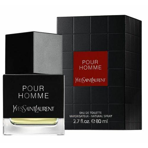 Yves Saint Laurent La Collection Pour Homme EDT 80 ml pro muže