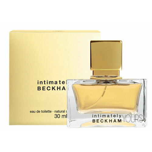 David Beckham Intimately Yours EDT 15 ml pro ženy