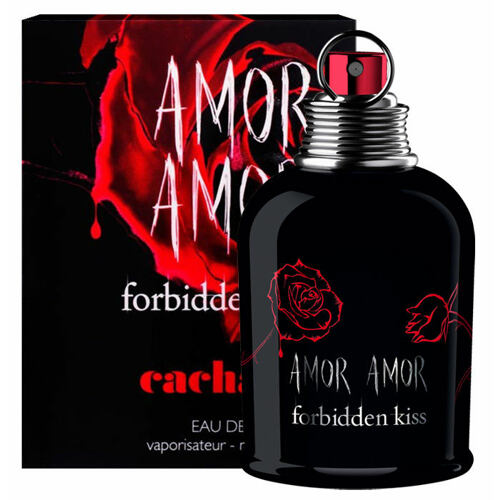 Cacharel Amor Amor Forbidden Kiss EDT 100 ml Tester pro ženy
