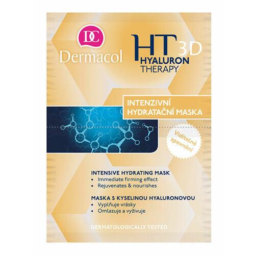 Dermacol 3D Hyaluron Therapy pleťová maska 16 ml pro ženy