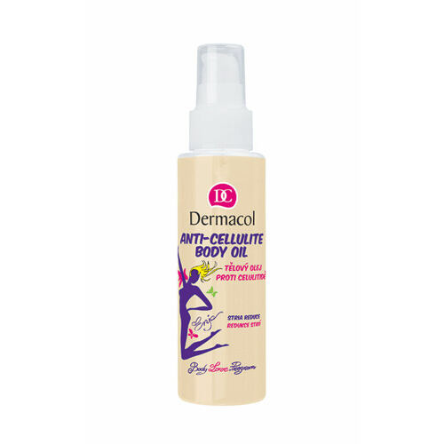 Dermacol Enja Anti-Cellulite Body Oil celulitida a strie 100 ml pro ženy