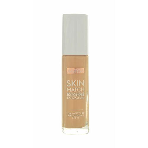 Astor Skin Match Protect SPF18 makeup 30 ml pro ženy
