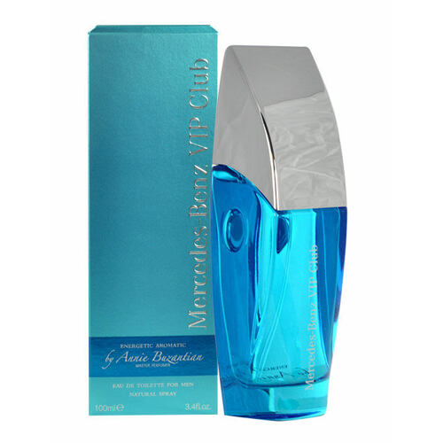 Mercedes-Benz Vip Club Energetic Aromatic by Annie Buzantian EDT 100 ml Tester pro muže