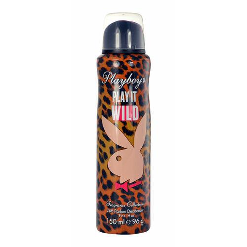 Playboy Play It Wild For Her deodorant 150 ml pro ženy