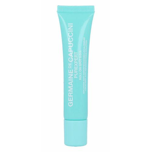 Germaine de Capuccini Purexpert Roll-on-spot S.O.S. pleťový gel 15 ml pro ženy