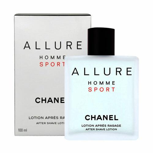 Chanel Allure Homme Sport voda po holení 50 ml pro muže