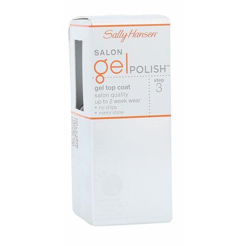Sally Hansen Salon Gel Polish Step 3 lak na nehty 4 ml pro ženy