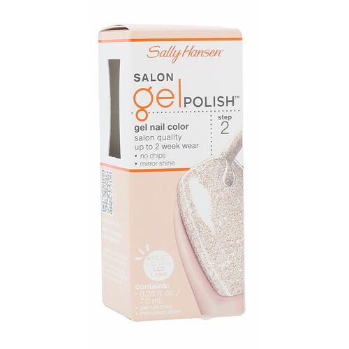 Sally Hansen Salon Gel Polish Step 2 lak na nehty 7 ml pro ženy