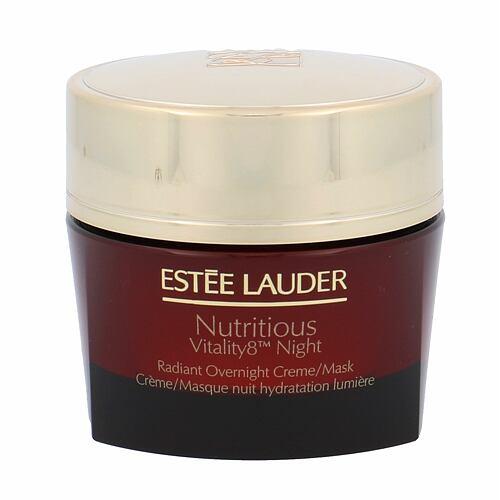 Estée Lauder Nutritious Vitality8 noční pleťový krém 50 ml pro ženy