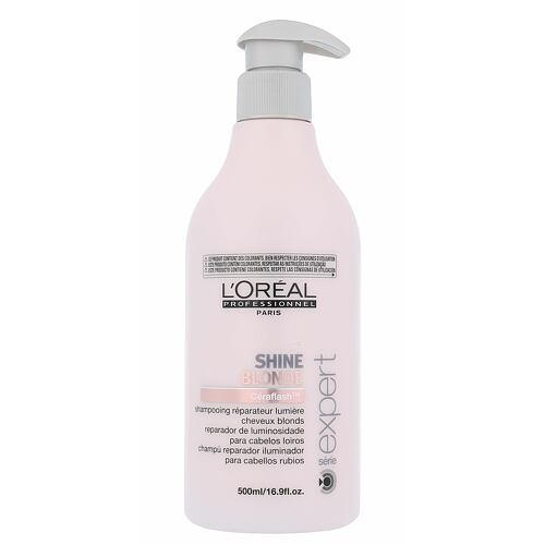 L´Oréal Professionnel Série Expert Shine Blonde šampon 500 ml pro ženy