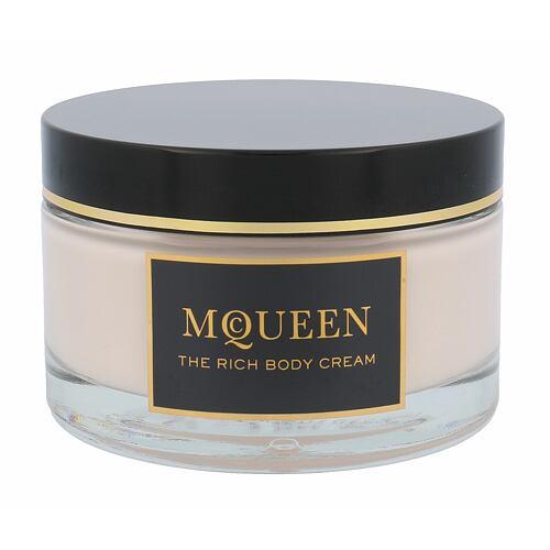 Alexander McQueen McQueen tělový krém 180 ml pro ženy