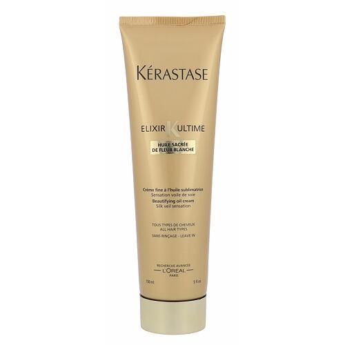 Kérastase Elixir Ultime Beautifying Oil Cream balzám na vlasy 150 ml pro ženy