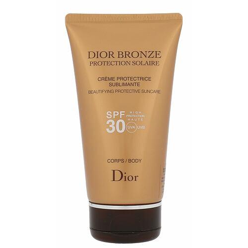 Christian Dior Bronze Beautifying Protective opalovací přípravek na tělo 150 ml Tester pro ženy
