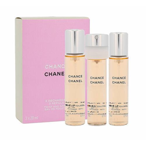 Chanel Chance EDT 20 ml Náplň pro ženy