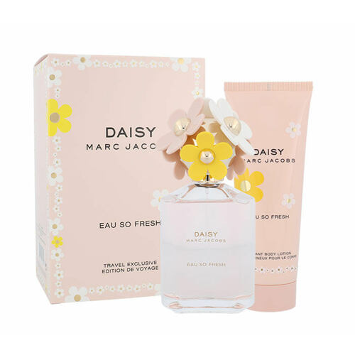Marc Jacobs Daisy Eau So Fresh EDT EDT 125 ml + tělové mléko 75 ml pro ženy