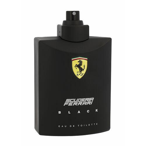 Ferrari Scuderia Ferrari Black EDT 125 ml Tester pro muže