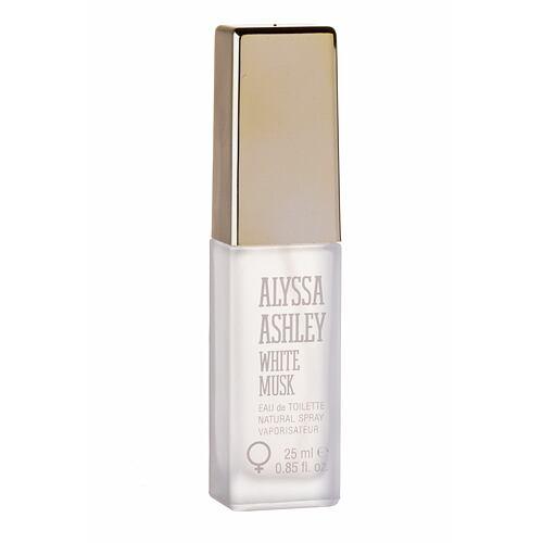 Alyssa Ashley White Musk EDT 25 ml pro ženy