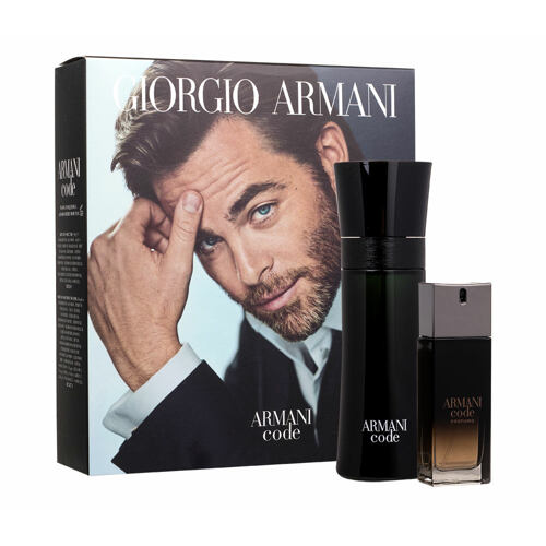 Giorgio Armani Armani Code Pour Homme EDT EDT 75 ml + EDP Code Profumo 20 ml pro muže