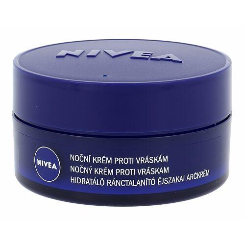 Nivea Anti Wrinkle noční pleťový krém 50 ml pro ženy