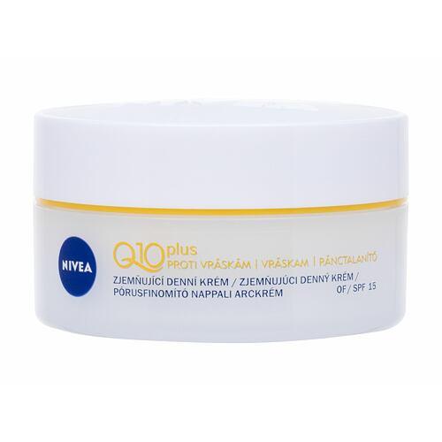 Nivea Q10 Plus Softening denní pleťový krém 50 ml pro ženy