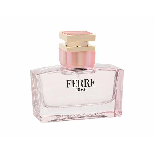 Gianfranco Ferré Ferré Rose EDT 30 ml pro ženy