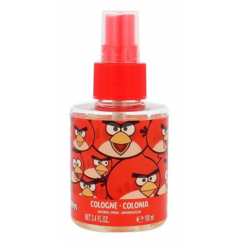 Angry Birds Angry Birds Red Bird tělový sprej tělový sprej 100 ml + kasička Unisex